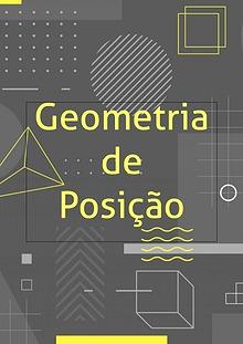 Geometria de Posiçao
