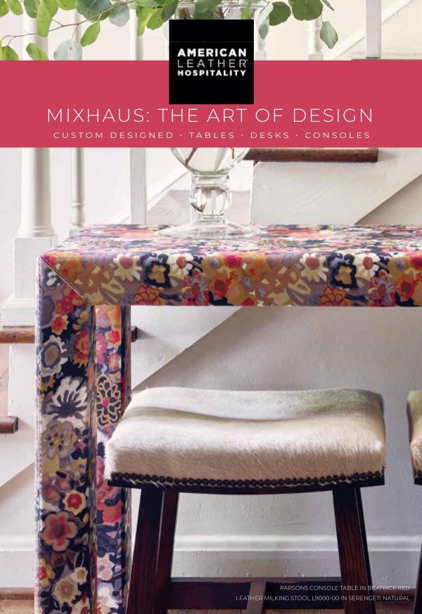 MIXHAUS Brochure