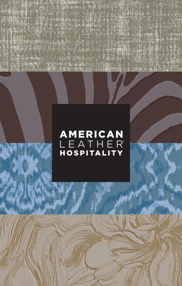 American Leather Hospitality Style Book