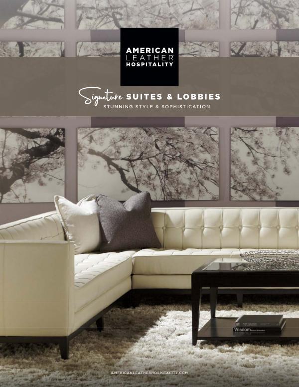 Suites and Lobbies