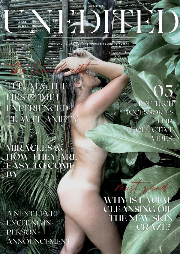 UNEDITED Issue 05