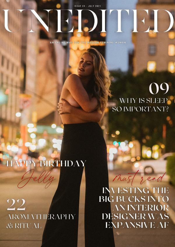 UNEDITED Issue 09