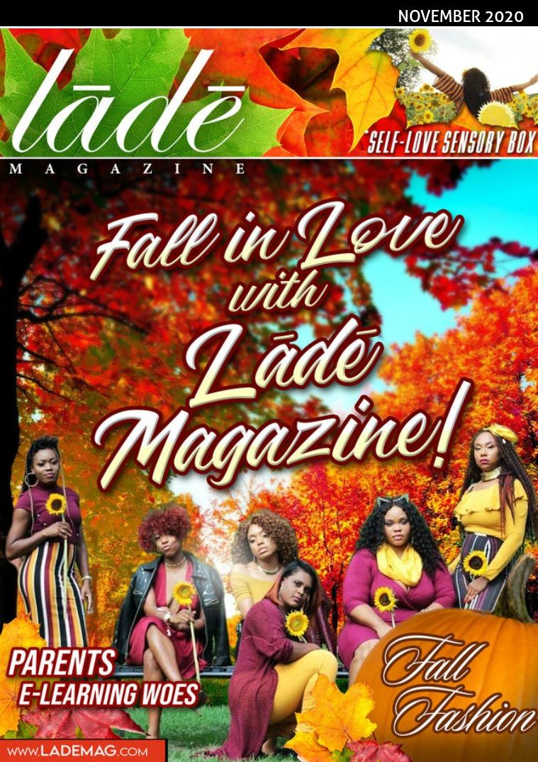 Lādē Magazine Volume 4