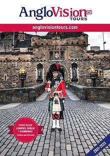 Circuitos regulares AngloVision Tours 2021