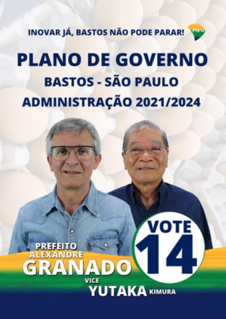 Plano de Governo - Alexandre Granado