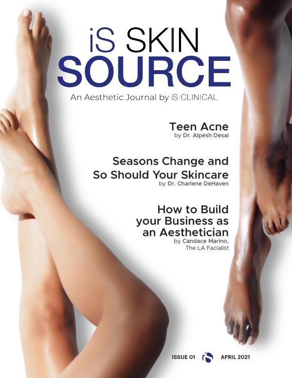 iS Skin Source 2021 Q2