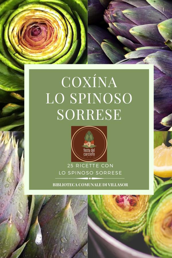 Coxina - Lo spinoso sorrese