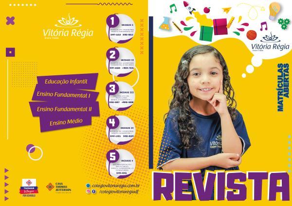 Revista - Colégio Vitória Régia