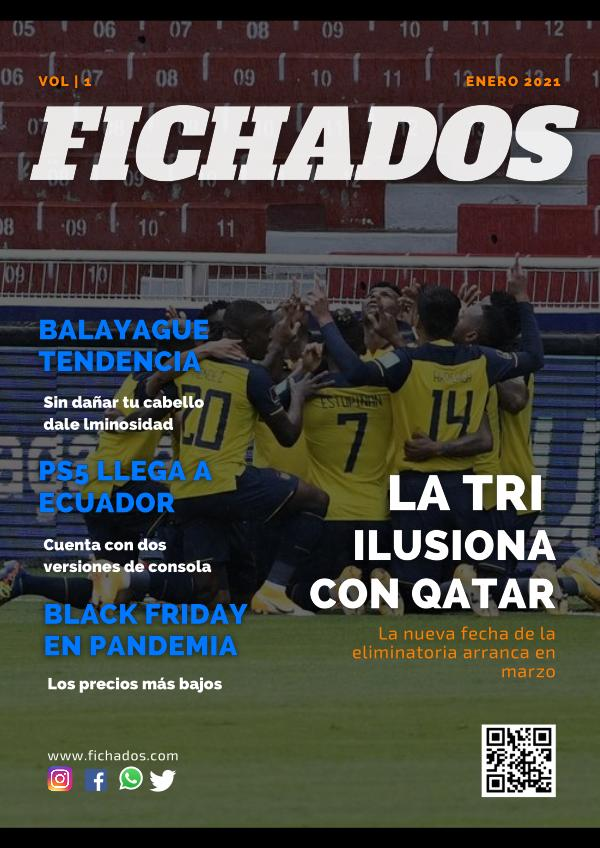 Fichados Magazine Vol. 1