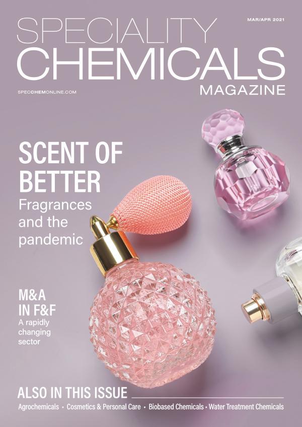 Speciality Chemicals Magazine MAR / APR 2021