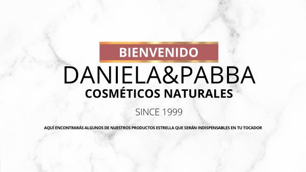 CATALOGO DANIELA&PABBA COSMÉTICOS NATURALES