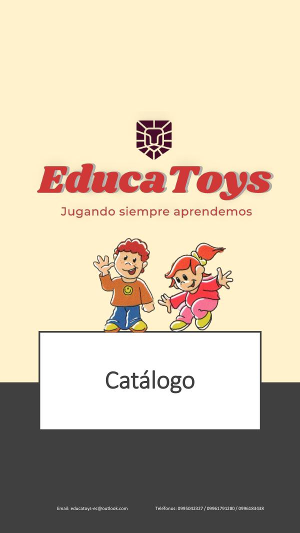 Catálogo educatoys SP