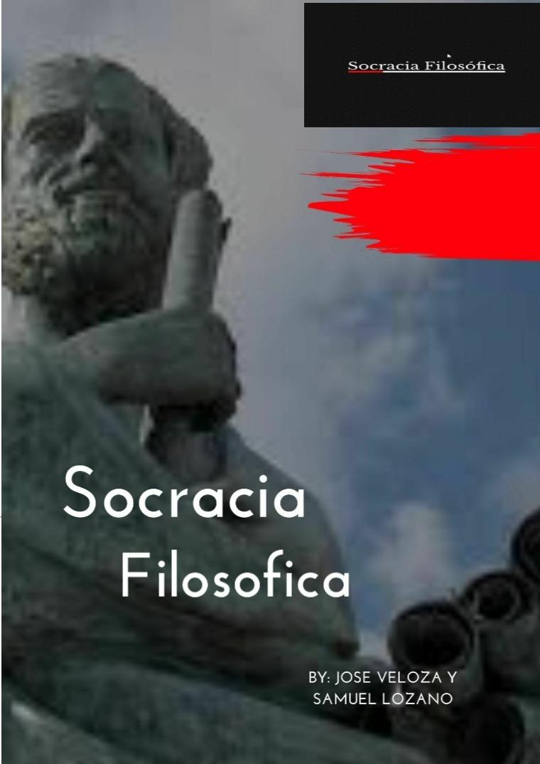Socracia Filosofica