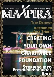 MAXPIRA LUXURY LIFE