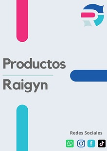 Catalogo Raigyn