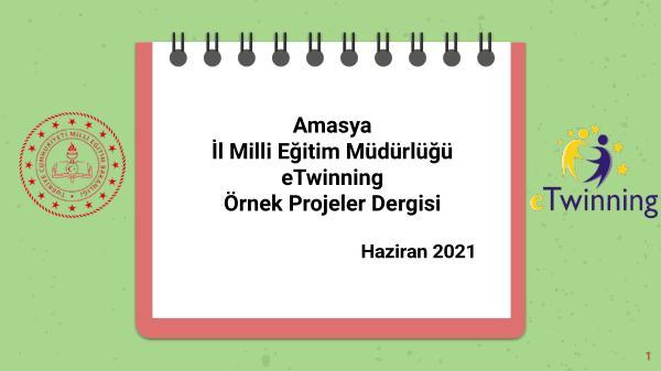 eTwinning Amasya Örnek Projeler