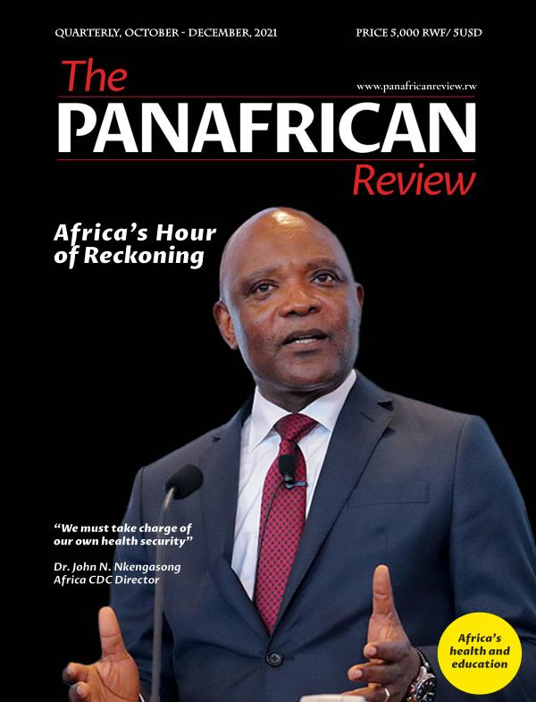 The Panafrican Review Magazine Africa's Heath and Education