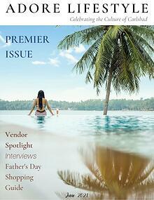 ADORE LIFESTYLE Magazine