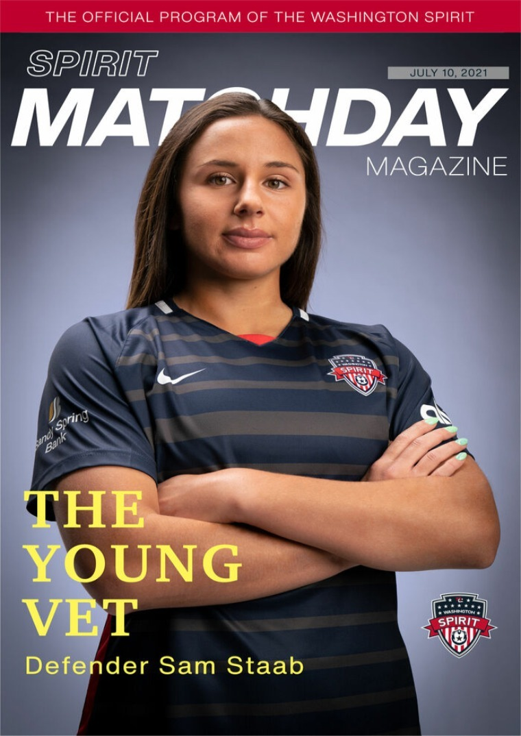 Matchday Magazine July 10, 2021