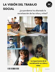 EDUENTS - AISLAMIENTO SOCIAL EN NIÑOS Y NIÑAS