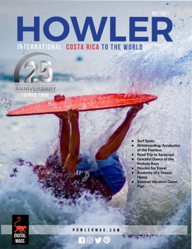 Howler 202107 July International